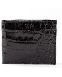 Anne Sisteron - Crocodile Wallet - Lyst