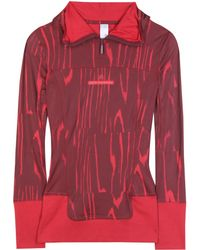 Adidas By Stella Mccartney R Hooded Top - Lyst