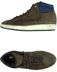 Serafini   brown High-tops & Trainers   Lyst