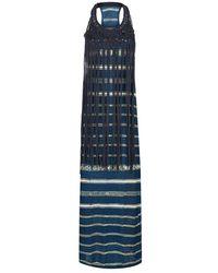 Denim & Supply Ralph Lauren - Fringed Maxi Dress - Lyst