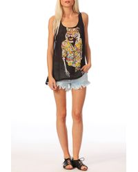 Volcom Sleeveless Top Escape Tank - Lyst