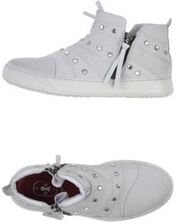 BB Washed by Bruno Bordese - High-Tops & Trainers - Lyst