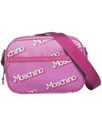 Moschino Pink Handbag Woman - Lyst