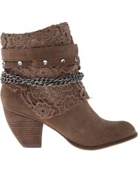 Naughty Monkey Brown Safe Haven - Lyst
