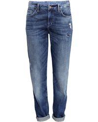 H&M Boyfriend Low Jeans - Lyst