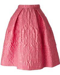 Mary Katrantzou 'Jq Nevis' Skirt - Lyst