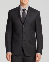 John Varvatos Luxe Window Plaid Sport Coat Slim Fit - Lyst