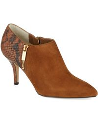 Michael by Michael Kors Contrast Shooties - Lyst