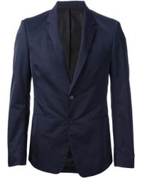 Ermanno Scervino Fitted Blazer - Lyst