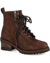 Ash Storm Ankle Boots - Lyst