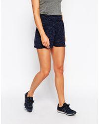 Bench - Loose Fit Boyfriend Shorts - Lyst