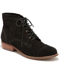 Dolce Vita Sylo Suede Boots - Lyst