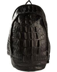 KTZ Embossed Pebble Backpack - Lyst