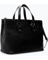 Zara City Business Bag - Lyst