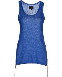 Hotel Particulier Tank Top - Lyst