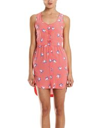 Cut25 Cut 25 Star Print Mini Dress - Lyst