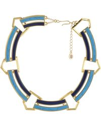 House of Harlow 1960 | Revolution Collar Necklace | Lyst