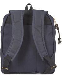 Filson - Navy Cotton Twill Backpack - Lyst
