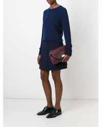 Marc By Marc Jacobs - 'new Q' Clutch - Lyst