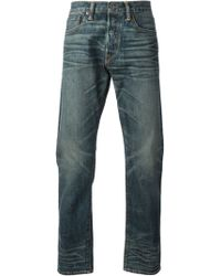 Simon Miller Parkview Washed Jeans - Lyst