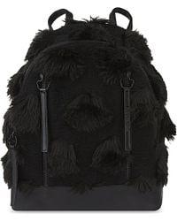 Nicopanda - Bambi Faux-fur Backpack - Lyst