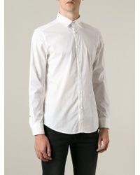 Diesel White S-toki Shirt - Lyst