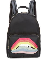 RED Valentino | Women's Lips Backpack | Lyst
