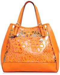 Big Buddha Bloom Tote - Lyst