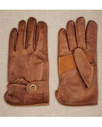 Belstaff - Gipson Gloves - Lyst