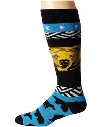 Neff - Bear Head Snow Socks - Lyst