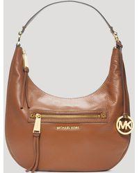 MICHAEL Michael Kors Shoulder Bag - Rhea Zip Medium - Lyst