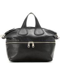 Givenchy Nightingale Medium Leather Shoulder Bag - Lyst