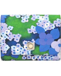 Carven - Mercer Clutch With Cady Print - Lyst