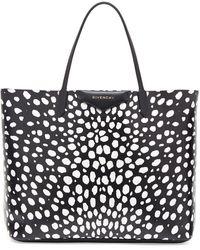 Givenchy Antigona Large Spotted Shopper Bag - Lyst