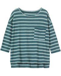 Toast - Oversized Stripe T-shirt - Lyst