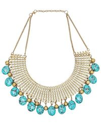 Raga - Multi Stone Necklace - Lyst