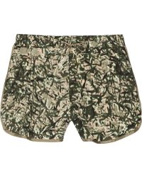 Day Birger et Mikkelsen - Wilder Printed Voile Shorts - Lyst