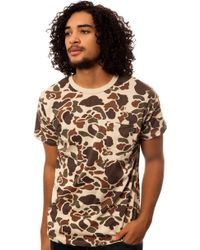 Obey The Camo Pocket Tee - Lyst