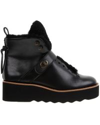 Coach Boots - Lyst