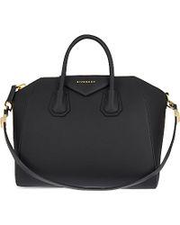 Givenchy Antigona Medium Matte Leather Tote - For Women - Lyst