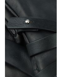 Jil Sander - Leather Gloves - Lyst