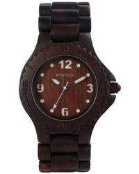 WeWood - Kale Chocowhite Watch - Lyst