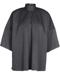 Damir Doma Short Sleeve Sweater - Lyst