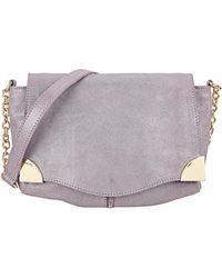 Petite Mendigote Leather Bag - Soho - Lyst