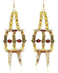 Anita Quansah London - Midas Earrings - Lyst