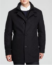 BOSS | Coxtan Coat | Lyst