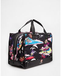 Love Moschino - Tropical Holdall - Lyst