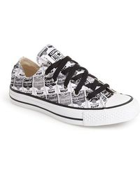 Converse Women'S Chuck Taylor All Star Andy Warhol Collection - Lyst