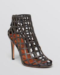 Via Spiga - Open Toe Sandals - Elenora High Heel - Lyst