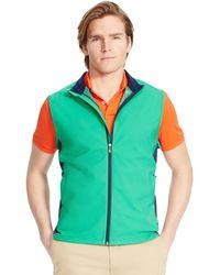 Ralph Lauren - Water-Resistant Packable Vest - Lyst
